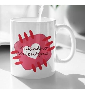 Hrnek z lásky Krásného Valentýna