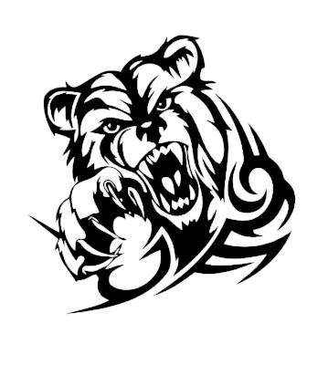 Tygr 1 samolepka na auto