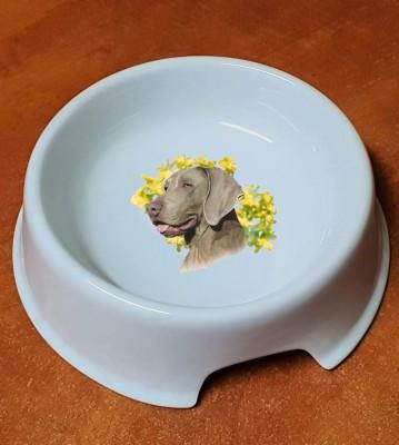 Porcelánová miska pro psy Ohař