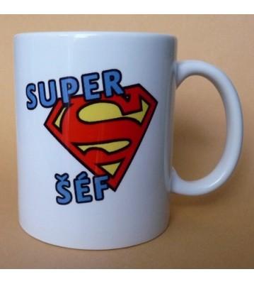 Hrnek Super šéf