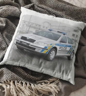 Polštář Policie