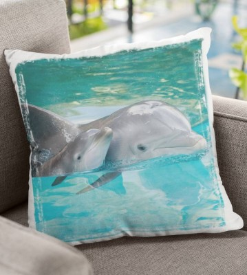 Polštář Delfíni