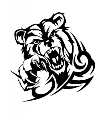 Samolepka na auto - Tygr 1