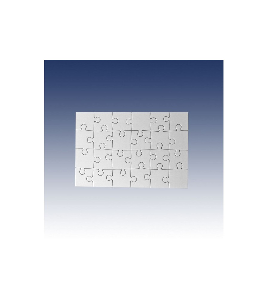 Puzzle 24 dílů 110 x 165 mm