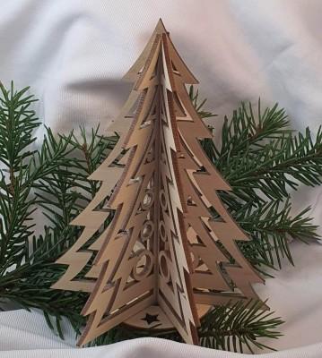 Vánoční stromeček 3d