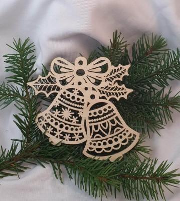 Vánoční ozdoba Zvonky