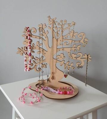 Stojan na šperky Strom