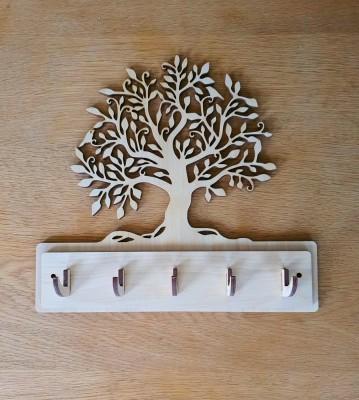 Věšák na klíče, věšák na utěrky Strom