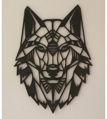 Hlava vlka obraz