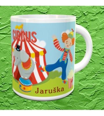 Hrnek se jménem Cirkus