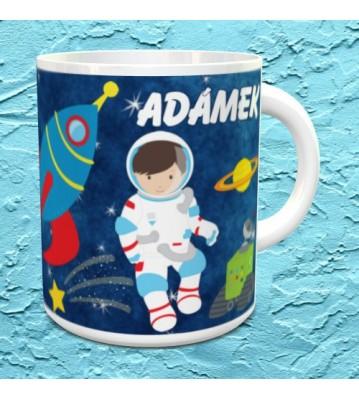 Hrnek se jménem Kosmonauti