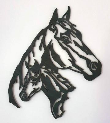 Dva koně obraz