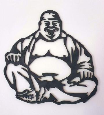 Budha veselý obraz