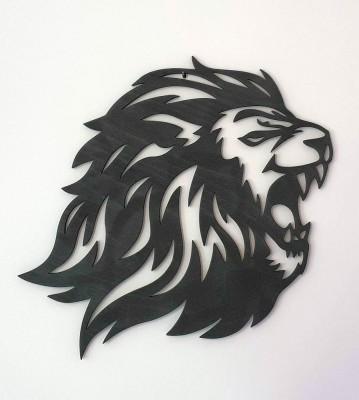 Lví hlava obraz