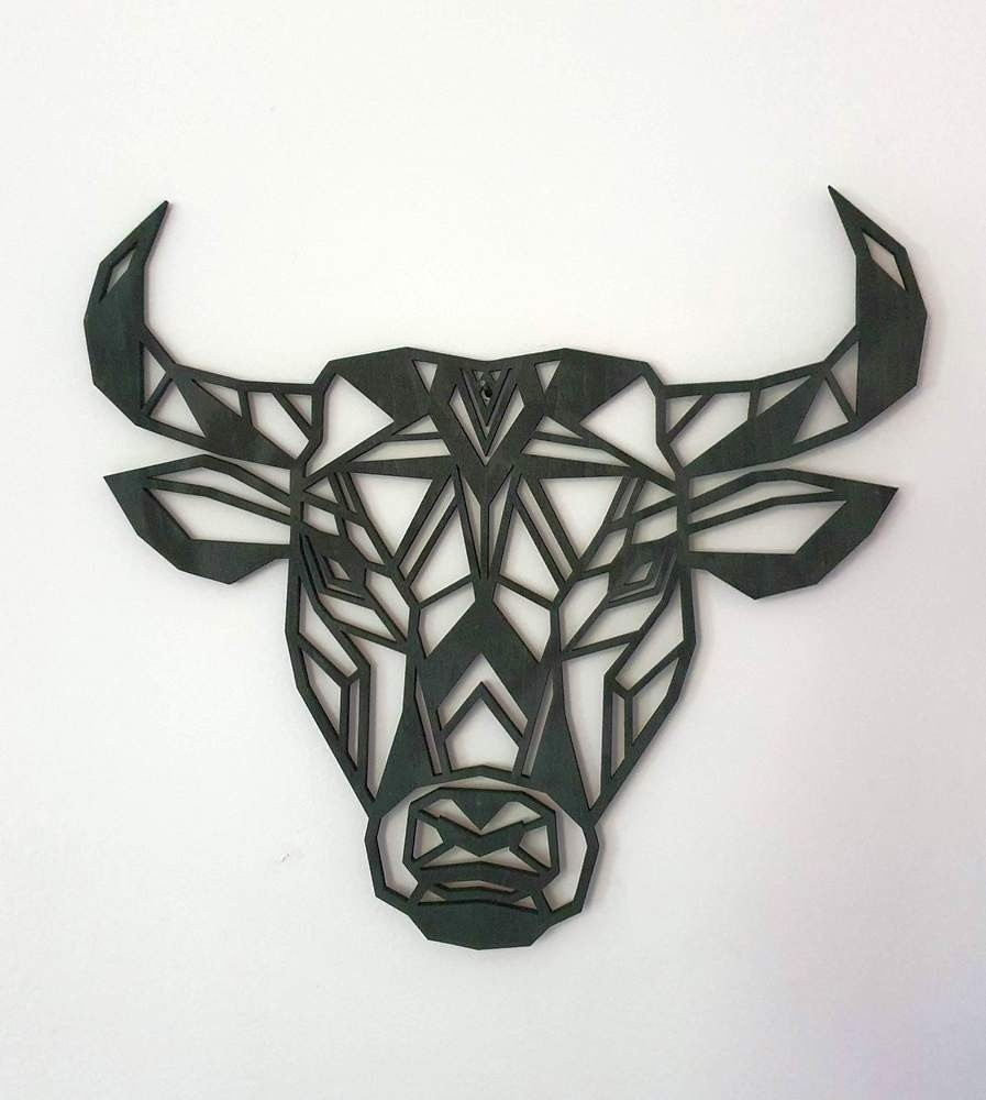 Býk hlava obraz