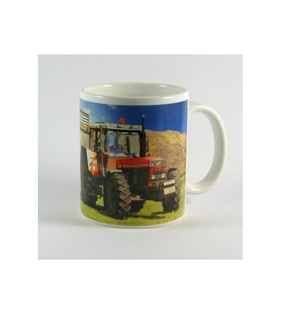 Hrnek s traktorem 7