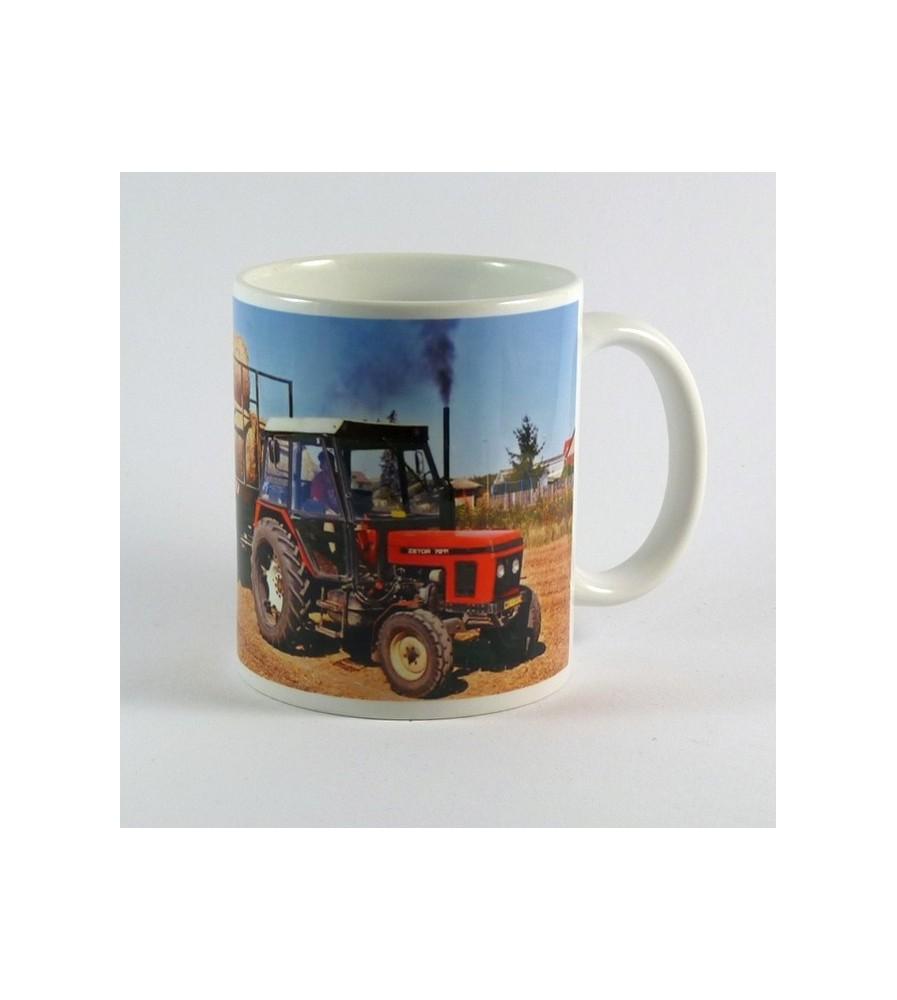 Hrnek s traktorem 9