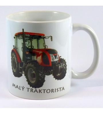 Hrnek Malý traktorista 1