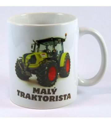 Hrnek Malý traktorista 3
