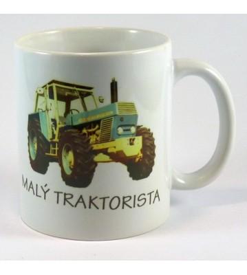 Hrnek Malý traktorista 2