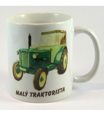 Hrnek Malý traktorista 4