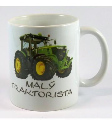Hrnek Malý traktorista 5