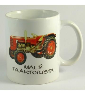 Hrnek Malý traktorista 6