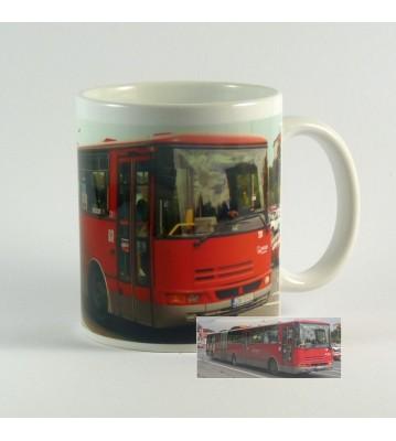 Hrnek s autobusem 1