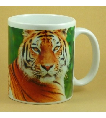 Hrnek s tygrem