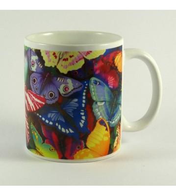 Hrnek Motýli