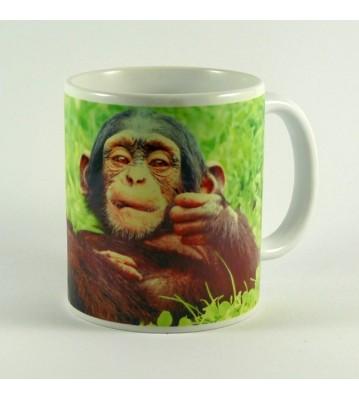 Hrnek Šimpanz