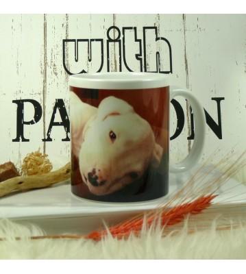 Hrnek Pitbull štěně