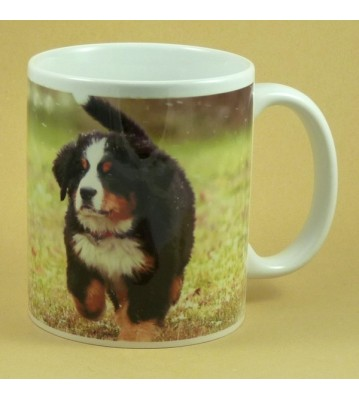 Hrnek Bernský salašnický štěně