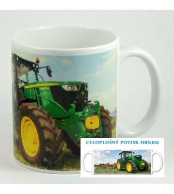 Hrnek s traktorem 3