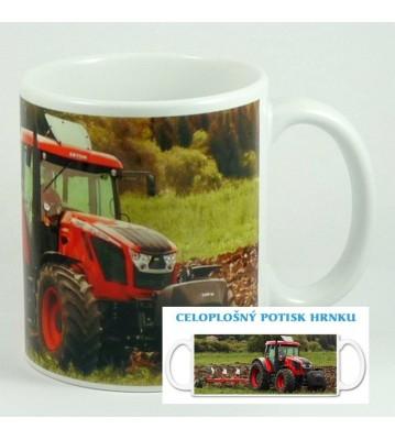 Hrnek s traktorem 4