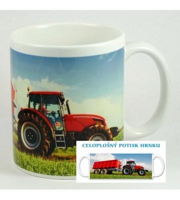 Hrnek s traktorem 5